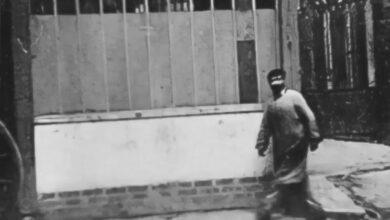 Foto de CRÍTICA: Man Walking Around A Corner (1887)