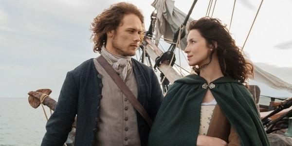 Foto de Outlander cruzando com Black Sails