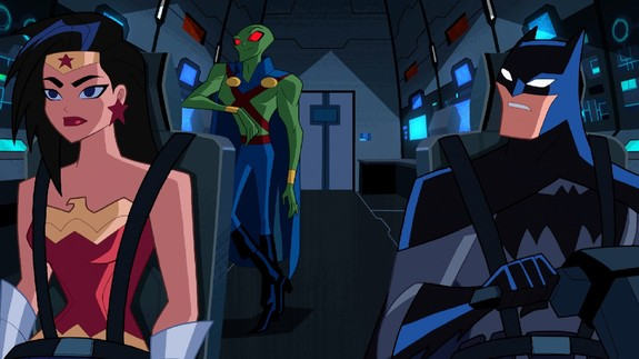 Foto de Trailer de Justice League Action
