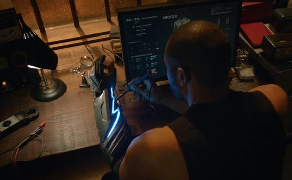 Foto de Novo Trailer da Série Black Lightning (Raio Negro)