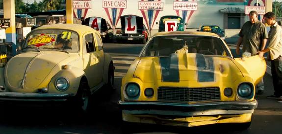 Foto de Primeira Imagem de BUMBLEBEE o Filme Spin-Off de TRANSFORMERS