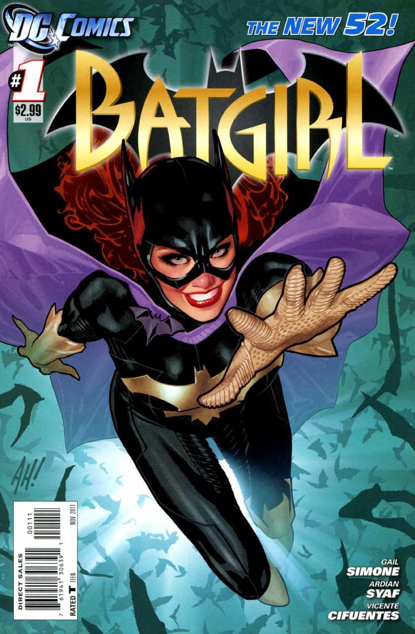 Foto de Review: Batgirl #01 – O Reflexo mais Escuro, Parte Um: Estilhaçado (Os Novos 52)