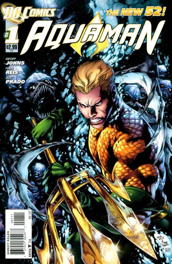 Foto de Review: Aquaman #01 – O Fosso: Parte Um (Os Novos 52)