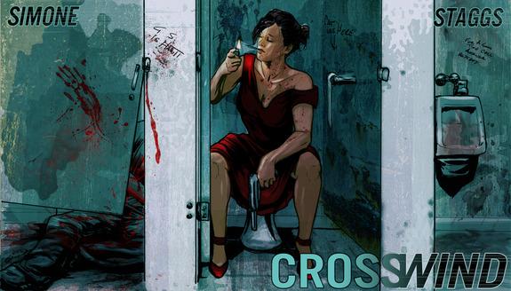 Foto de 'CROSSWIND'  Crosswind de Simone & Staggs está em desenvolvimento para TV
