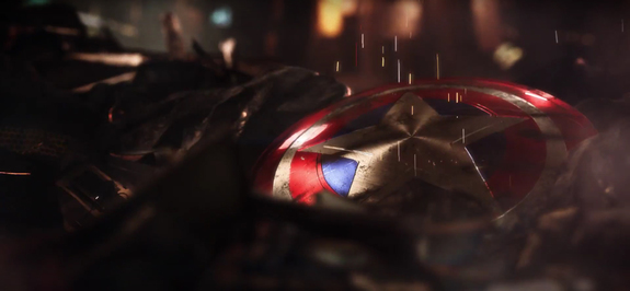 Foto de Teaser de THE AVENGERS PROJECT