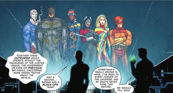 Foto de Quais Serão os Novos Títulos do Pós-METAL para o Verão da DC? Nós Tomamos uma Suposição Educada …