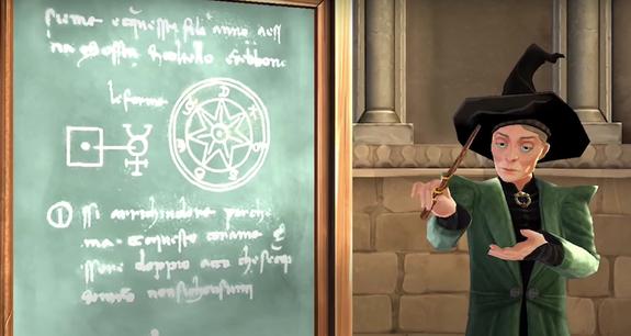 Foto de Inscreva-se na Escola de Bruxos Digital em HARRY POTTER: HOGWARTS MYSTERY