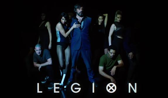 Foto de Primeira Prévia da Nova Temporada de LEGION da FX