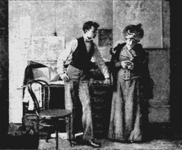 Foto de Crítica: Miss Jerry (1894)