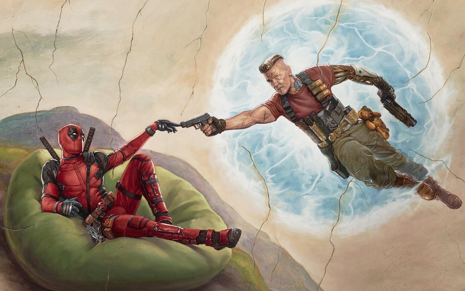 Foto de Deadpool 2, Novos Mutantes e GAMBIT são Re-agendados