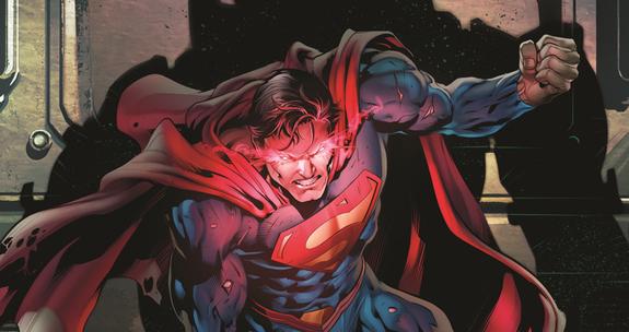 Foto de ACTION COMICS e SUPERMAN Serão Concluídos nos Especiais de Maio