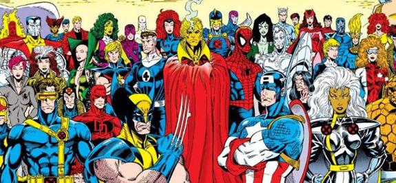 Foto de INFINITO: O Retorno Iminente da GUARDA DO INFINITO na Marvel