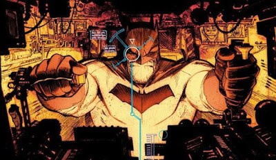 Foto de Por que CAPULLO Substituiu MURPHY em BATMAN: LAST KNIGHT ON EARTH de Snyder
