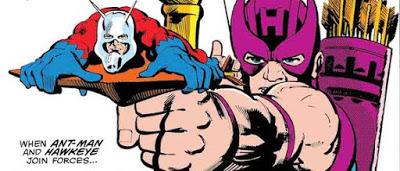 Foto de HOMEM-FORMIGA & VESPA Ganham Reimpressões em Aventuras Clássicas dos Quadrinhos Antes do Filme