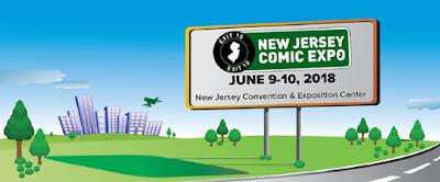 Foto de A NEW JERSEY COMIC EXPO em Junho Cancelada