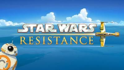 Foto de Nova Série Animada de STAR WARS Centrada em Pilotos da Resistência Chegando Neste Outono