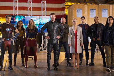 Foto de O Crossover Anual da CW Incluirá BATWOMAN