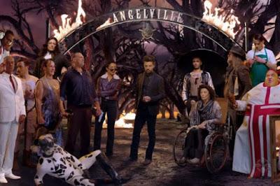 Foto de Teaser da 3ª Temporada de PREACHER Revela Novos Personagens