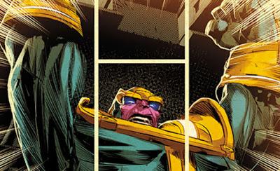 Foto de Marvel dá Spoiler de CONTAGEM REGRESSIVA PARA INFINITO: 'THANOS Ganha'