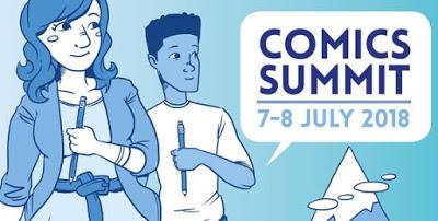 Foto de Convenção de Quadrinhos Independente Começa em Junho no Reino Unido