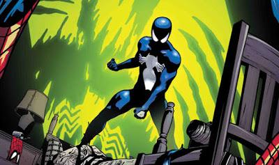 Foto de Flashback dos Anos 80 em AMAZING SPIDER-MAN ANNUAL # 1