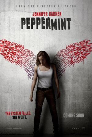Foto de Trailer de PEPPERMINT, Jennifer Garner Transforma-se de uma Mãe para uma Guerrilha Urbana