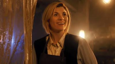 Foto de Jodie Whittaker Faz Sua Estréia Como o 13º Doctor no Trailer de DOCTOR WHO Temporada 11