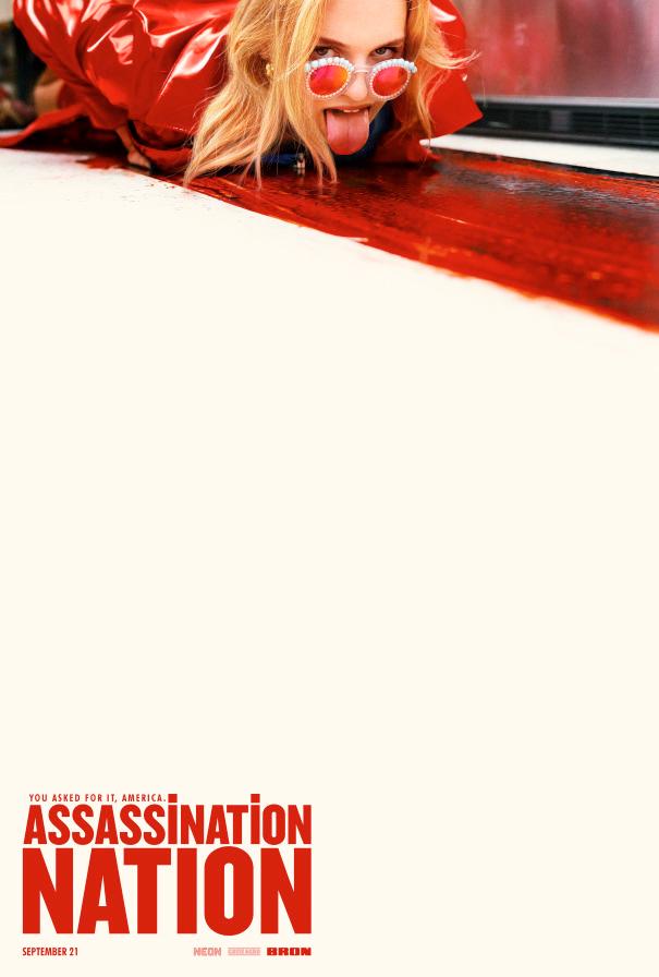Foto de Trailer de ASSASSINATION NATION Chega Com Vários Avisos