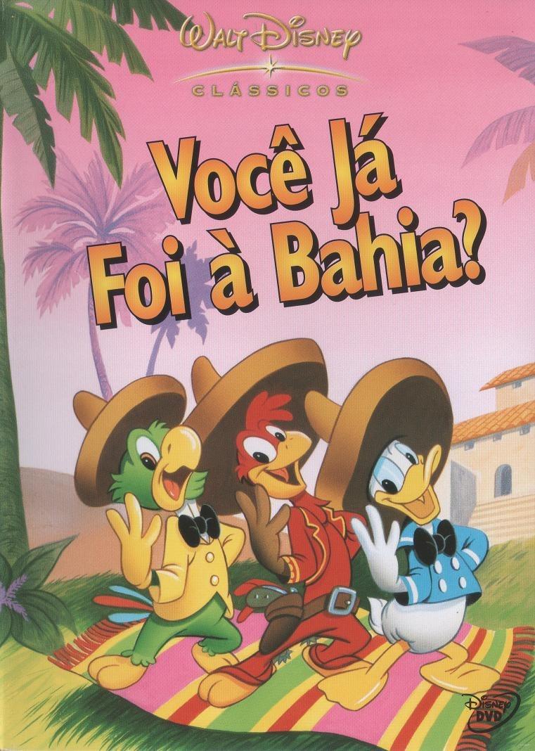 Foto de CRÍTICA: Você Já Foi à Bahia? (1944) | Surreal