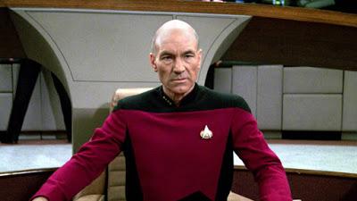 Foto de Patrick Stewart Retorna como Capitão Picard na Nova Série STAR TREK da CBS All Access