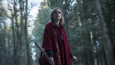 Foto de Netflix Revela as Primeiras Imagens de THE CHILLING ADVENTURES OF SABRINA