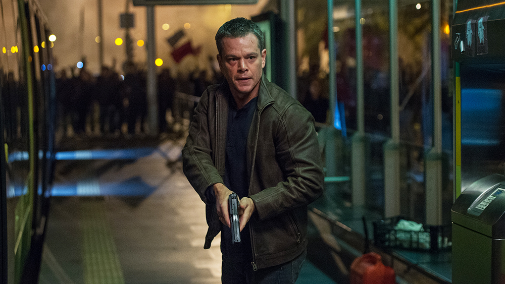 Foto de USA Network Encomenda TREADSTONE Drama Definido no Universo de Jason Bourne