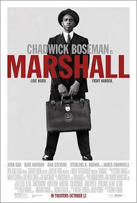 Foto de CRÍTICA: Marshall: Igualdade e Justiça (2017) | Um Drama Espetacular à Moda Antiga