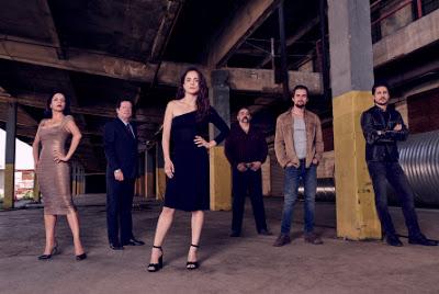 Foto de RAINHA DO SUL é Renovada para a 4ª Temporada pelos USA com Dailyn Rodriguez e Ben Lobato como Novos Co-Showrunners