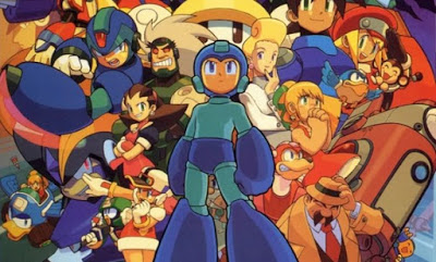 Foto de Filme Live-Action do MEGA MAN é Confirmado Pela FOX