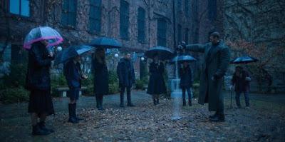 Foto de UMBRELLA ACADEMY da Netflix Vai Para 2019