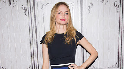 Foto de Heather Graham Define a Adaptação de THE HYPNOTIST'S LOVE STORY de Liane Moriarty Pela ABC
