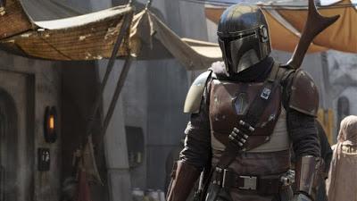 Foto de Veja a Primeira Imagem da Série de TV de Star Wars O MANDALORIANO
