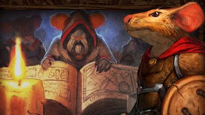 Foto de DreamWorks Animation quer Desenvolver um Filme de MICE AND MYSTICS