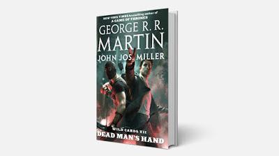 Foto de Hulu Vai Desenvolver Séries Baseadas em WILD CARDS da série de Livros do George RR Martin