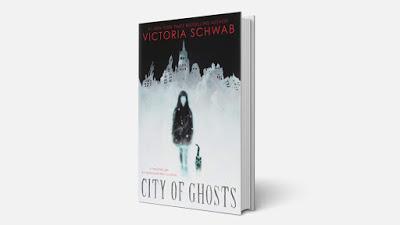 Foto de CW está Desenvolvendo uma Série Dramática do Livro CITY OF GHOSTS da Victoria Schwab