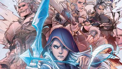 Foto de Marvel Comics se Junta a Riot Games Para Dar Vida a Graphic Novels de LEAGUE OF LEGENDS