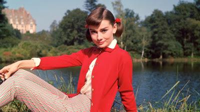 Foto de Audrey Hepburn Será Tema de Nova Série Dramática da TV