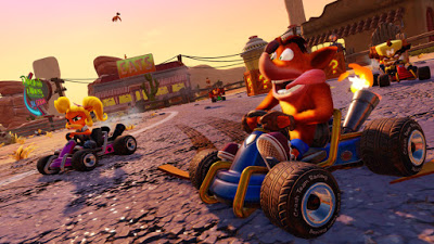 Foto de CRASH TEAM RACING NITRO-FUELED é Anunciado em HD Remasterizado
