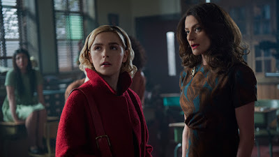 Foto de O MUNDO SOMBRIO DE SABRINA é Renovada para a Segunda Temporada pela Netflix