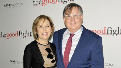 Foto de CBS Encomenda o Piloto Dramático EVIL de Robert e Michelle King