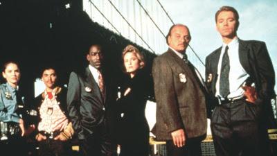 Foto de Piloto de Sequência de NYPD BLUE Lança Fabien Frankel em Papel Principal