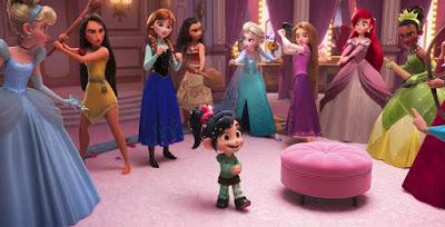 Foto de Os Diretores de WIFI RALPH: QUEBRANDO A INTERNET Estão Interessados em Fazer Filme das Princesas Disney