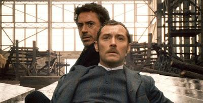 Foto de SHERLOCK HOLMES 3 de Robert Downey Jr é Adiado