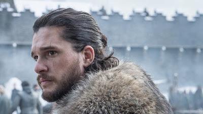 Foto de Último Trailer da 8ª Temporada de GAME OF THRONES Mostra Winterfell em Ruínas